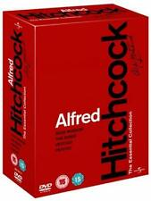 Alfred Hitchcock: Essential Collection (Box Set) [DVD]