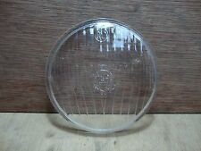 Vespa GS VBA VBB VBC VNB VNC Glass Lens Headlights Headlamp Siem Original NOS