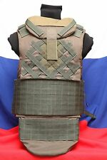 Russian spetsnaz Fort Defender 2 body armor diagonal vest budget replica olive