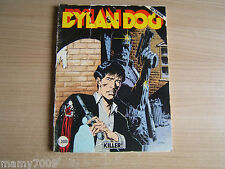 DYLAN DOG=PRIME  RISTAMPA=N°12 KILLER!
