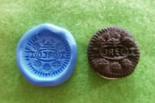 MINI OREO SILICONE MOULD for Sugarcraft, Polymer Clays, Food, Soap