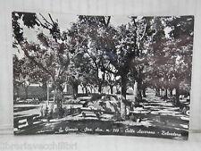 Vecchia cartolina foto d epoca di S. GINESIO MACERATA COLLE ASCARANO BELVEDERE
