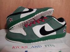 Nike SB Dunk Heineken Low sz 11 2003 304292-302 Rare OG VTG Green White Red