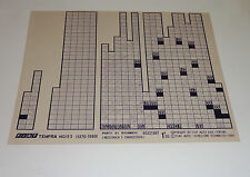 Microfich Ersatzteilkatalog Fiat Tempra MQ / 93 (1370 - 1580) Stand 03/1993