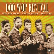 Doo Wop Revival 3-CD NEW SEALED Marcels/Coasters/Cleftones/Corsairs/Tams/Falcons