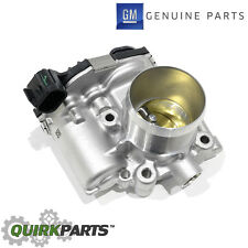OEM NEW Throttle Body 1.4L 1.8L Engines 11-15 Cruze Sonic Encore Trax 12632172