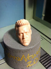 "Marvel select TONY STARK Robert D. JR 7"" head cast"
