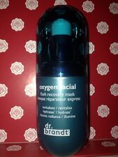Dr Brandt Oxygen Facial Flash Recovery Mask 1.4 Oz Full Size
