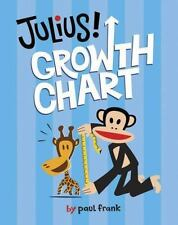 Julius! Growth Chart by Paul Frank (2008, Merchandise, Other)