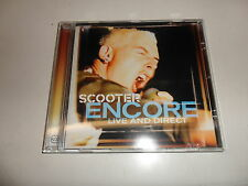 Cd    Scooter  – Encore - Live And Direct