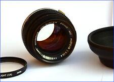 POUR OLYMPUS OM ZUIKO F:50mm 1:1,4
