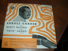 "ERROL GARNER "" SWEET SUE,JUST YOU +2 "" E.P.  HOLLAND'5?"