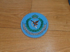 ROYAL SAUDI AIR FORCE SQUADRON / UNIT PATCH #3 - NEW