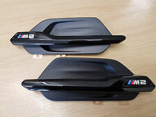 F87 M2 BMW M Performance Gloss Black Side Grill Set
