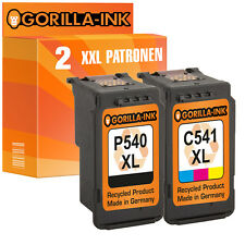 Set 2x CARTUCCIA XXL PER CANON pg-540xl & cl-541xl Pixma mg2200 mg4200 mx390 mx450