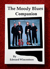 The Moody Blues Companion, great paperback by Edward Wincentsen (USA, 2001)