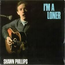 shawn phillips - i´m  a loner      LP reissue