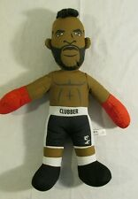 ROCKY III CLUBBER LANG PLUSH DOLL MR. T BOXER BOXING