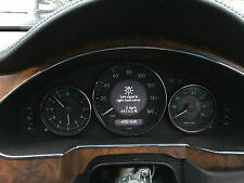MERCEDES MB CLS500 W219 04-10 PETROL INSTRUMENT CLUSTER SPEEDOMETER CLOCKS