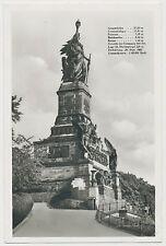 AK Rüdesheim - Rhein - Niederwalddenkmal (T465)