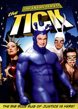 The Tick - The Complete Series (DVD, 2014)