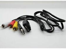 USB Data Cord + AV Cable For VMC-MD2 Sony Cyber-Shot DSC-TX7 DSC-TX9 DSC-HX1