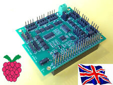 Rs-Pi i2c 1-Wire 17 channel (17 bus ) Board for Raspberry Pi B+  B Plus