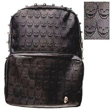 BACKPACK SKULL STUDDED by Cannibal Mummies