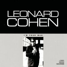 I'm Your Man - Leonard Cohen (1988, CD NEUF)