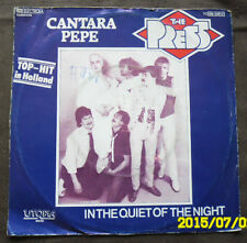 Papagayo 7 inch Single CANTARA PEPE von The Press  (1981)