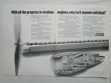 7/1980 PUB WYMAN GORDON WORCESTER SUPER INCO 718 FORGE TITANIUM ALLOT ENGINE AD