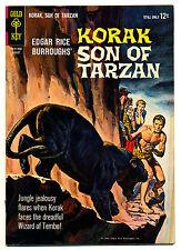 Korak Son of Tarzan #4 (Gold Key) VF7.6