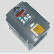 Newest HY series Variable  Frequency Drive VFD Inverter 2.2KW 2HP 220V SPWM