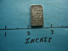 BOATS SAILBOATS 5 GRAMS CROWN MINT SUPER RARE 999 SILVER BAR COIN ONLY 1 ON EBAY