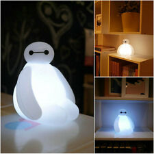 Lovely Big Hero 6 Baymax USB LED Lamps Night Light With Remote Control Toy Gift