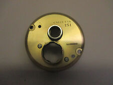 USED SHIMANO REEL PART - Calcutta 151 Baitcasting - Left Side Plate - #B