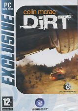 Colin McRae DIRT - US Seller - Off Road Rally Racing Sim PC Game - Exclusive NEW