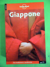 GIAPPONE GUIDA LONELY PLANET.EDT 2004