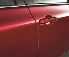 Genuine Toyota Door Edge Guards for 15-17 Toyota Camry-New, OEM-Color Matched