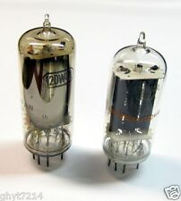 LOT OF 2 12DW4A (12BS3A) VACUUM TUBE Half-Wave Rectifier PRE-TESTED USA/JAPAN