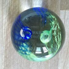 Lovely Caithness Collectors Club WEAVER 2005 Paperweight