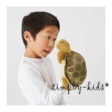 IKEA TURTLE Glove puppet ÖNSKAD Glove puppet Onskad Turtle Soft Toy Kids Fun NEW