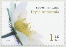 Finland 2006 MNH - Mountain Avens from Lapland - September 22 - Flora