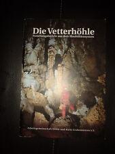 Die Vetterhöhle Karst- und Höhlenkunde Tropfsteinhöhle Grabenstetten