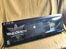 PS3 Lord of the Rings War in the North Collectors Edition Game Art BluRay Quiver