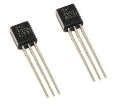 50Pcs 2N3906 TO-92 General Propose PNP Transistor