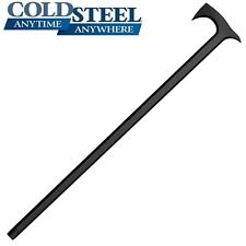 "Cold Steel - AXE HEAD CANE 38"" Polypropylene Walking Stick 91PCAXZ New"
