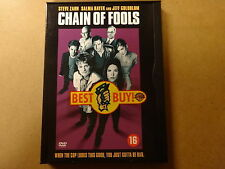 DVD / CHAIN OF FOOLS ( STEVE ZAHN, SALMA HAYEK, JEFF GOLDBLUM )