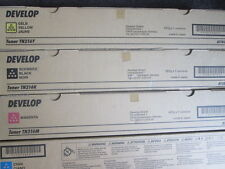 Genuine DEVELOP TN216Y YELLOW OR TN216C OR TN216M TONER BIZHUB C220 C280 INEO