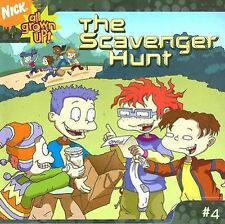 The Scavenger Hunt (All Grown Up! 8x8)